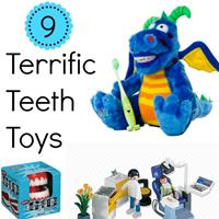 Teeth Toys