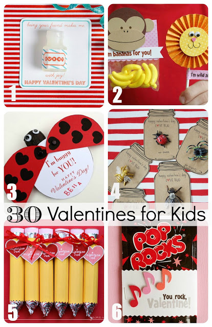 Valentines for Kids 1