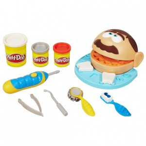 Playdough Dentist