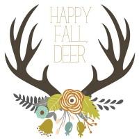 Deer-Print-Lolly Jane