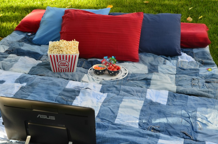 Family Movie Night with #IntelAIO
