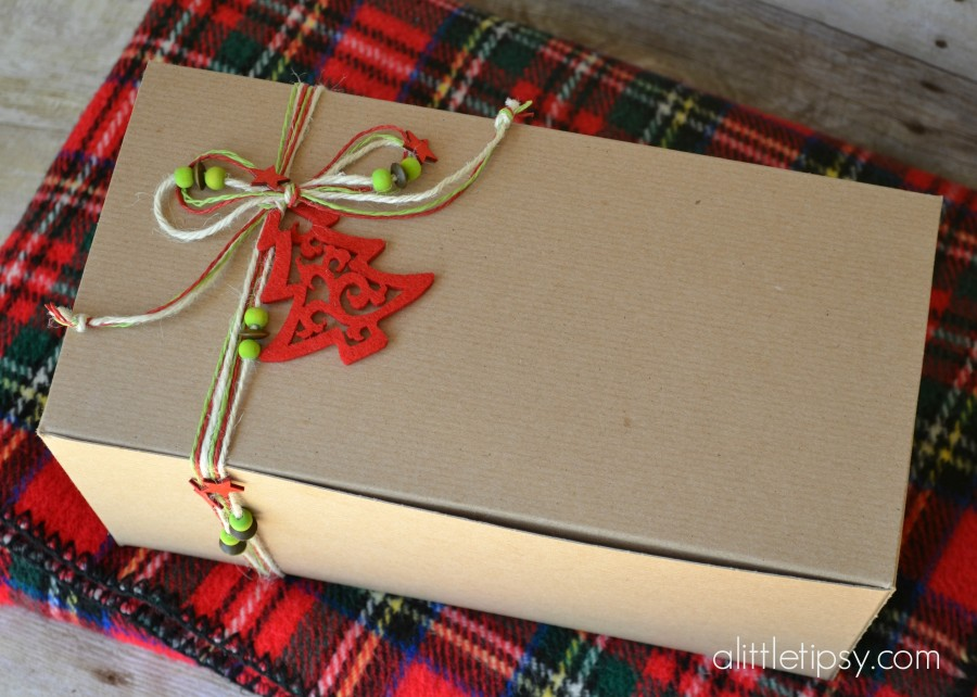 Christmas Gift Idea #wrap