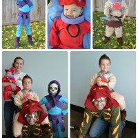 He-man Family Costume