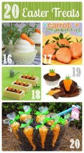 20 Cute Easter Treats