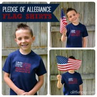 4th of July Flag Shirts